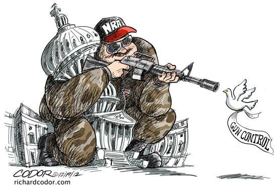 NRA vs Dove