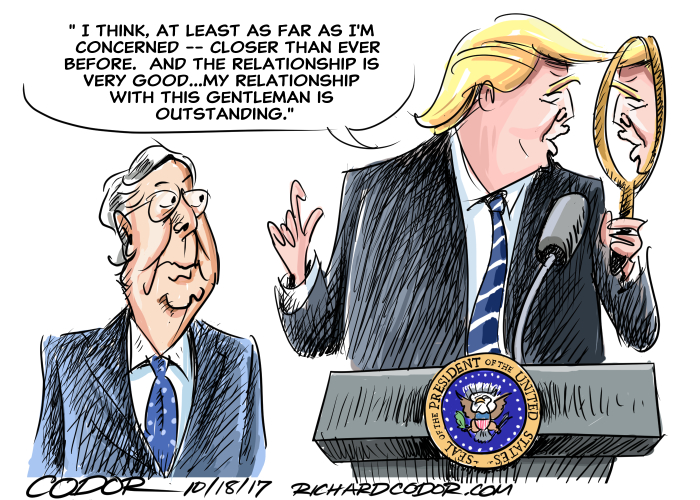 Trump & McConnell